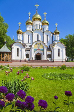 RU04293 Russia, The Golden Ring, Pereyaslavl-Zalessky or Pereslavl-Zalessky, St Nicholas Convent