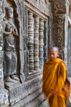 CM01068 Ta Phrohm Temple, Angkor Wat, Siem Reap, Cambodia