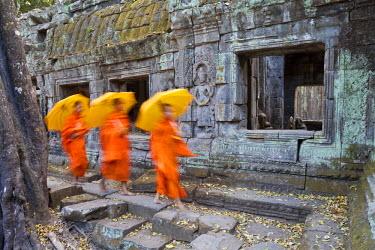 CM01066 Ta Phrohm Temple, Angkor Wat, Siem Reap, Cambodia