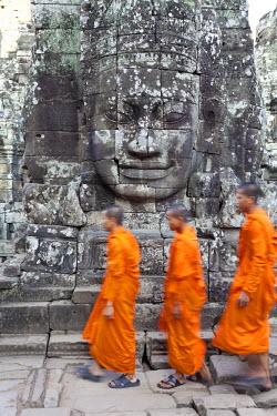 CM01052 The Bayon Temple, Angkor Wat, Siem Reap, Cambodia