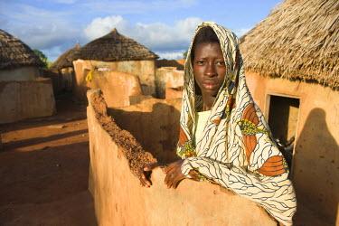 AF19_PBO0032 Woman, Bowku Village, Ghana