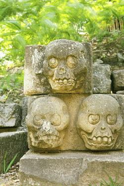 SA12_SWE0056 Central America, Honduras. Mayan ruins of Copan