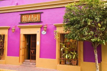 SA13_SWS0495 Nidart Gallery, Historic District, Old Mazatlan, Sinaloa State, Mexico