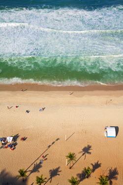 BZ01141 Brazil, Rio De Janeiro, Ipanema beach