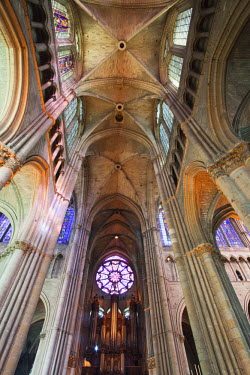 France, Champagne, Reims, Reims Cathedral