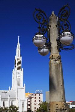 MOZ1517AW Cathedral of Nossa Senhora de Conceicao, Maputo, Mozambique