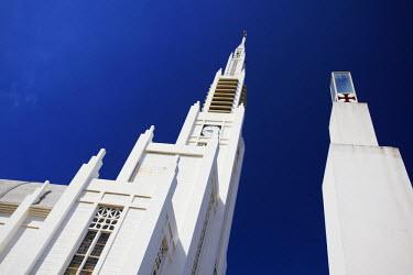 MOZ1511AW Cathedral of Nossa Senhora de Conceicao, Maputo, Mozambique