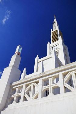 MOZ1512AW Cathedral of Nossa Senhora de Conceicao, Maputo, Mozambique