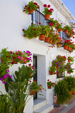 SPA3496 Town of Benalmadena, Costa del Sol, Andalusia, Spain