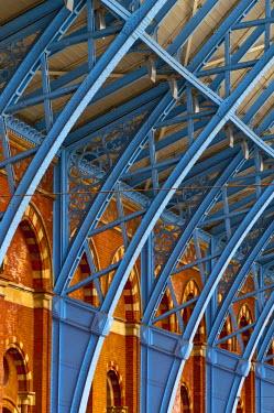 UK10316 UK, England, London, St. Pancras Station