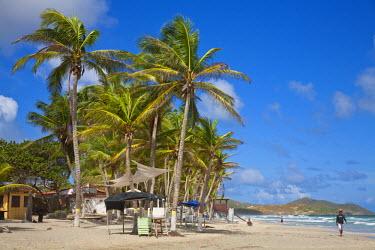 VN01055 Venezuela, Nueva Esparta, Isla De Margarita - Margarita Island, Playa El Agua