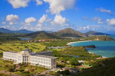 VN01047 Venezuela, Nueva Esparta, Isla De Margarita - Margarita Island, Hesperia Isla Margarita hotel, a luxury hotel with its own golf course