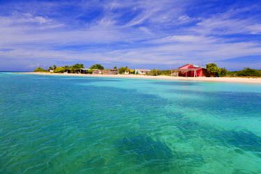 VN01111 Venezuela, Archipelago Los Roques National Park, Crusqui Island