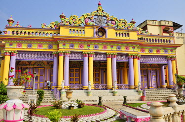 IND6259AW Parasnath Jain Temple, Kolkata (Calcutta), India