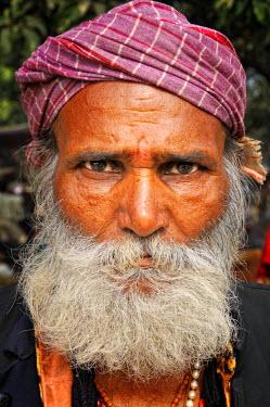 IND6295AW Horse trader. Sonepur Mela, India