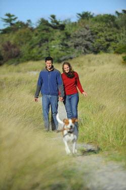 AR3984300008 Scarborough, Maine, USA. Maine Beach Couple