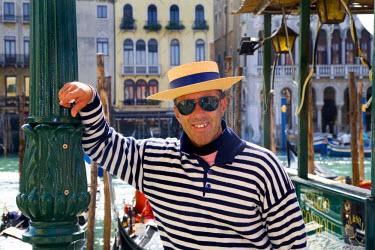 IT9153AW Gondolier, Venice, Veneto, Italy