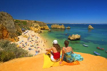 POR0835AW Praia Dona Ana, Algarve, Portugal
