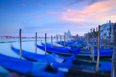 IT02543 Italy, Veneto, Venice, Santa Maria della Salute Church across Basino di San Marco