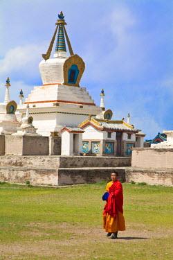 MM01094 Mongolia, Ovorkhangai, Kharkhorin, Erdene Zuu Monastery