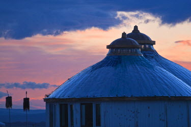 MM01102 Mongolia, Bayangobi and Ger camp