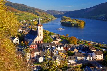 DE05056 Germany, Rhineland-Palatinate, Rheinland-Pfalz, Rhine valley, Lorch am Rhein
