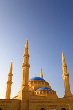 LB01025 Lebanon, Beirut, Grand Mosque