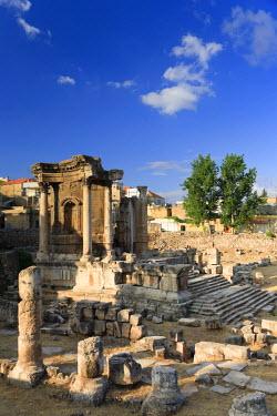 LB004RF Lebanon, Baalbek, Temple of Venus