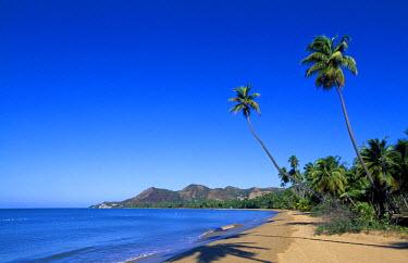 PUR0013AW Tres Hermanos Beach, Anasco, Puerto Rico, Caribbean