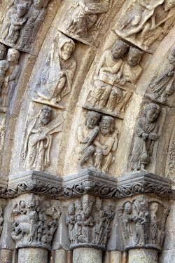 ES04115 Church of St. Michael, Estella-Lizarra, Navarra, Spain