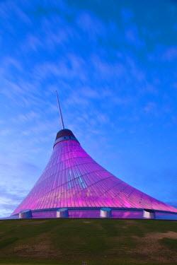 KZ01110 Kazakhstan, Astana, Khan Shatyr (by Sir Norman Foster)