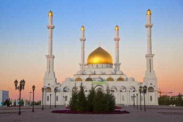 KZ01119 Kazakhstan, Astana, Nur Astana Mosque