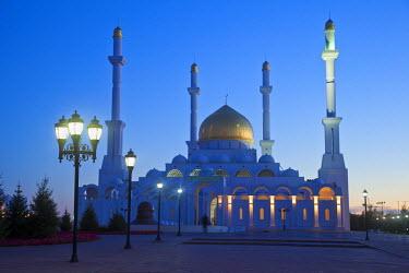 KZ01121 Kazakhstan, Astana, Nur Astana Mosque