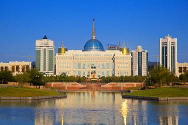 KZ01225 Kazakhstan, Astana, Ak Orda Presidential Palace of President Nursultan Nazarbayev