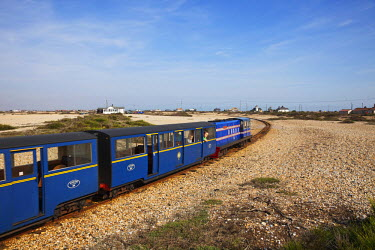 TPX27108 England, Kent, Dungeness, The Romney Hythe and Dymchurch Minature Railway
