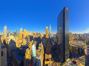 US60130 USA, New York, Manhattan, Midtown, including Empire State Building