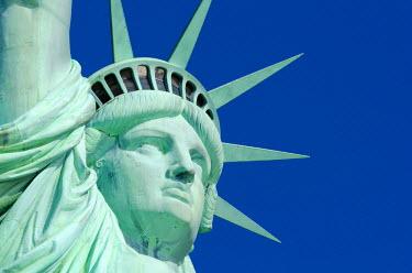US60117 USA, New York, Statue of Liberty
