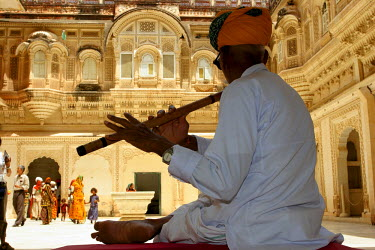 AR4288400035 Meherangarh Fort, Jodhpur, Rajasthan, India