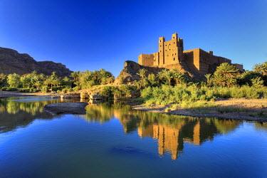 MC02482 Morocco, Draa Valley, Ait Hamou ou Said Kasbah