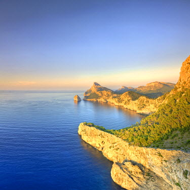 ES08472 Spain, Balearic Islands, Mallorca, Cap de Formentor
