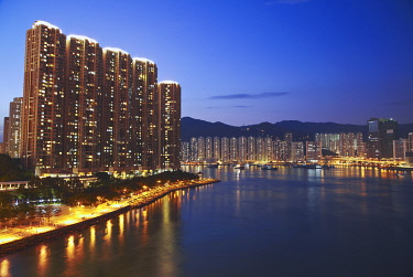 CH9725AW High-rise apartments in Tsing Yi and Tseun Wan, New Territories, Hong Kong, China