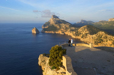 SPA4204AW Mirador des Colomer, Cap Formentor, Majorca, Balearic Islands, Spain