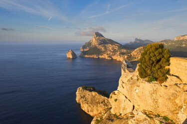 SPA4205AW Mirador des Colomer, Cap Formentor, Majorca, Balearic Islands, Spain