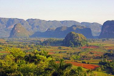 CUB1375 The Caribbean, West Indies, Cuba, Vinales Valley, Unesco World Heritage Site