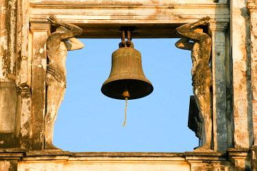 NIC0008 Central America, Nicaragua, Leon, Leon Cathedral, Basilica de la Asuncion; Unesco World Heritage Site