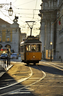 POR6751AW The historical centre of Lisbon, Portugal