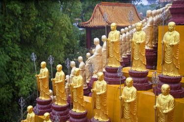 TW02125 Taiwan, Kaohsiung, Fo Guang Shan Monastery, Great Buddha Land