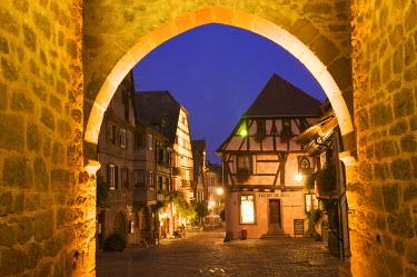 FRA7289AW Riquewihr, Alsace, France