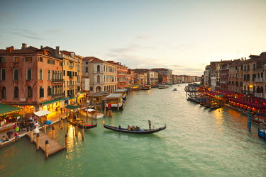 IT01756 Grand Canal from the Rialto, Venice, Italy
