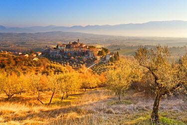ITA1178AW Italy, Umbria, Perugia district, Giano dell'Umbria.